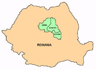 """Autorul proiectului de regionalizare a Romaniei: Maghiarii nu au zis """"vrem si noi o feuda"""""""