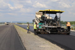 Autostrada A10 va fi deschisa in toamna, cu o intarziere de 5 ani