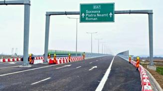 Autostrada A7 Moldova: licitatiile pentru tronsoanele Focsani - Bacau si Bacau - Pascani vor fi lansate cu intarziere
