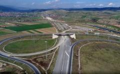 Autostrada Sebes-Turda: Stadiul contructiei pe cele 4 loturi, in luna ianuarie 2018