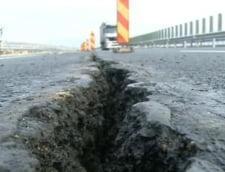 Autostrada Sibiu-Orastie: Plangere penala impotriva companiei care a construit lotul cu probleme