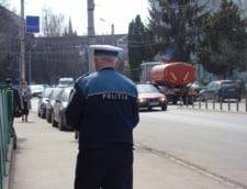 Autostrada Transilvania se face cu utilaje furate din Spania
