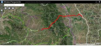 Autostrada Unirii, ingropata de birocratie: Abia peste vreun an si jumatate vom afla daca o putem construi