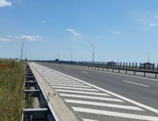 Autostrada care se prabuseste: CNADNR a depus plangere penala