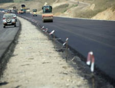 Autostrada inaugurata de Victor Ponta inainte de alegeri s-a crapat