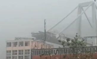 Autostrada prabusita in Italia: Cel putin 30 oameni au murit (Foto&Video) UPDATE