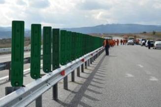 Autostrada surpata se deschide circulatiei: De cand vom putea circula pe lotul 3 din Sibiu-Orastie