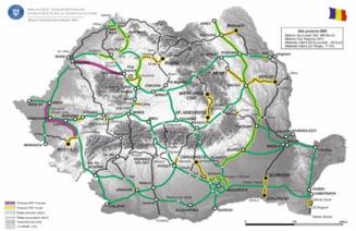 Autostrada vitala pentru Romania inclusa in planul de investitii cu bani europeni. Costul drumului rapid care va lega nordul de sud