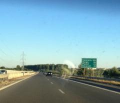 Autostrazile Comarnic-Brasov si Tg.Mures-Iasi au fost scoase de pe lista drumurilor prioritare