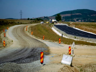 Autostrazile Romaniei, in eterna intarziere