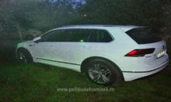 Autoturism de 25.000 de euro, luat in leasing din Germania, recuperat de politistii de frontiera