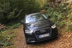 Autoturism furat din zona Grigorescu