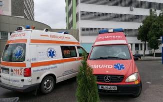 """Avalansa de pacienti COVID la spitalul din Slatina: """"Nu mai avem niciun loc"""". Ce se intampla in focarul de la Cardiologie"""