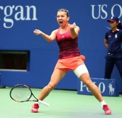 Avancronica US Open: Simona Halep se lupta cu Pennetta pentru marea finala