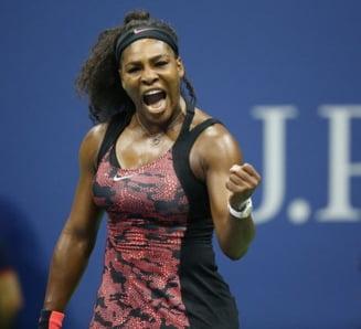 Avancronica US Open: Surorile Williams se lupta pentru un loc in semifinale