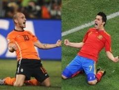 Avancronica finalei Campionatului Mondial: Olanda - Spania