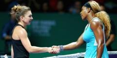 Avancronica finalei WTA de la Cincinnati: Simona Halep - Serena Williams
