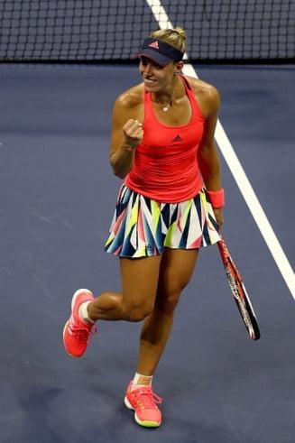 Avancronica finalei de la US Open, Angelique Kerber versus Karolina Pliskova