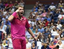 Avancronica finalei masculine de la US Open, Novak Djokovici versus Stanislas Wawrinka