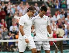 Avancronica finalei masculine de la Wimbledon: Novak Djokovici versus Roger Federer