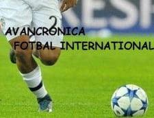 Avancronica fotbal international: Cele mai tari meciuri de miercuri