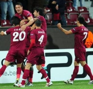 Avancronica intalnirii Bayern Munchen - CFR Cluj