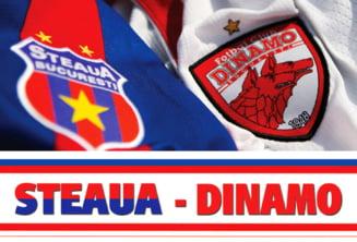Avancronica marelui derbi Steaua - Dinamo