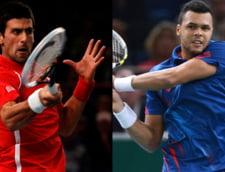 Avancronica marii finale de la Shanghai: Novak Djokovici versus Jo-Wilfried Tsonga