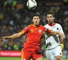 Avancronica meciului Albania-Romania. Miza lui Mutu