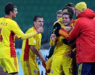 Avancronica meciului Olanda - Romania