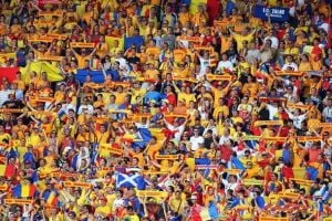 Avancronica meciului Romania - Franta