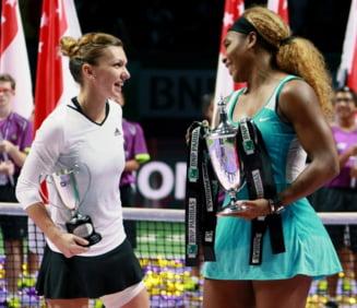 Avancronica meciului Simona Halep - Serena Williams, din semifinalele Indian Wells