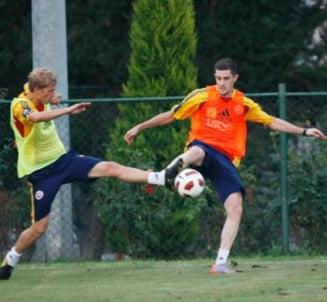 Avancronica meciului Turcia - Romania