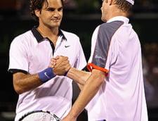Avancronica partidei Roger Federer - Andy Roddick