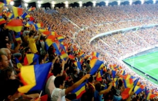 Avancronica partidei Romania - Olanda