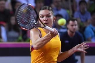 Avancronica partidei Simona Halep - Angelique Kerber, din semifinalele turneului de la Montreal