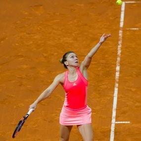 Avancronica partidei Simona Halep - Garbine Muguruza: Intalnirea de foc pentru tenismena noastra