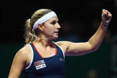 Avancronica primei semifinale de la Turneul Campioanelor: Svetlana Kuznetsova versus Dominika Cibulkova