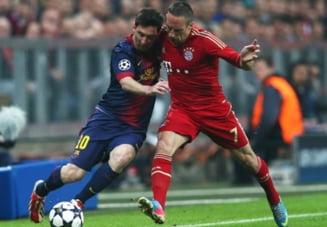 Avancronica semifinalei dintre Barcelona si Bayern Munchen