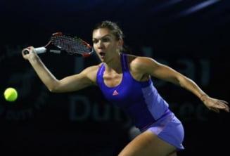 Avancronica semifinalei dintre Simona Halep si Caroline Wozniacki