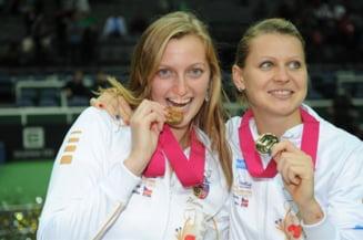 Avancronica ultimei mari finale WTA, inainte de US Open: Petra Kvitova versus Lucie Safarova