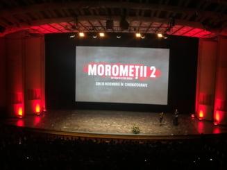 Avanpremiera filmului Morometii 2, un esec in Teleorman, judetul lui Marin Preda