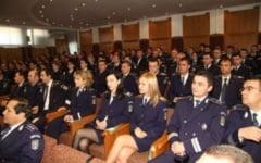Avansari in grad la politia judeteana