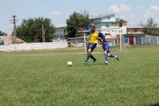 Avantul Oporelu este ultima echipa campioana oficial din liga a V-a