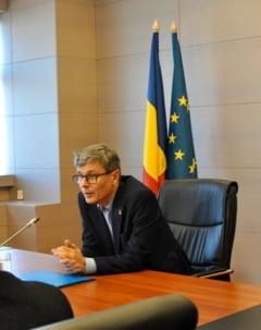 Avarie dupa avarie, in Bucuresti: Ministrul Economiei ii cere primarului Capitalei un plan de reabilitare a retelei de termoficare