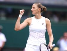 Avem finala feminina de la Wimbledon! Premiera pentru una dintre jucatoare