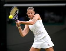 Avem prima semifinalista de la Wimbledon: Halep a mai cazut un loc