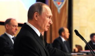 Avem scut la Deveselu: Putin ameninta si vorbeste despre o cursa a inarmarii (Video)