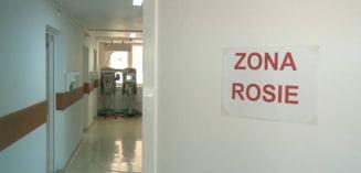 Avem tot peste 200 de infectati cu COVID internati in spitalele din Timisoara si din judet, joi dimineata. Situatia la Terapie Intensiva