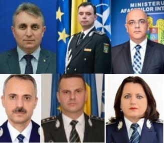 Averile stabilor din Politie si Ministerul de Interne. Cat castiga Eduard Miritescu, Bogdan Berechet sau Raed Arafat